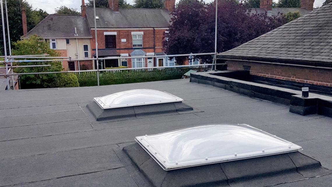 Sky lights windows knighton field waterproof roof