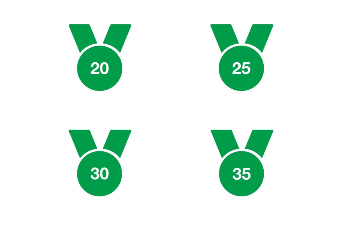 Logos green